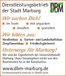 Der DBM ist ein anerkannter Ausbildungsbetrieb mit einem vielfältigen Angebot an Lehrberufen.